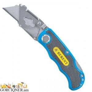 Berent BT6071 Գիպսակարտոնի դանակ 150մմ