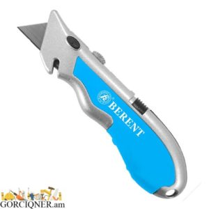 Berent BT6070 Գիպսակարտոնի դանակ 175մմ